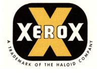 logo original xerox