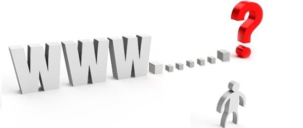 longitud dominio web