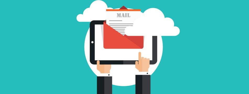 Tipos de correo electrónico basado en webmail