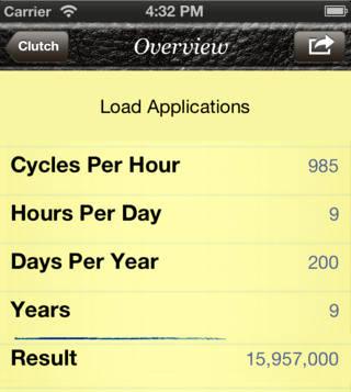 mechanical engineer app smartphone para ingeniero