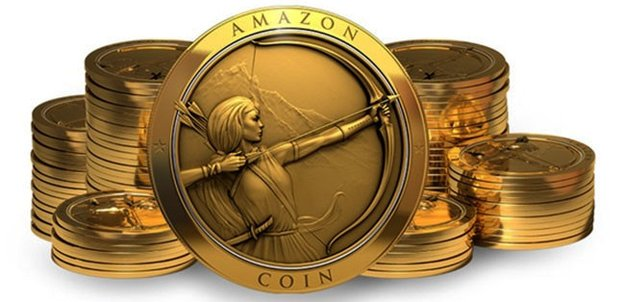moneda virtual amazon