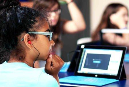 niños aprendan a programar