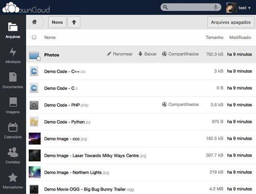 owncloud herramienta cloud personal