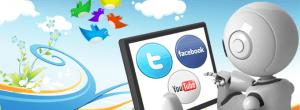 pagina social banner