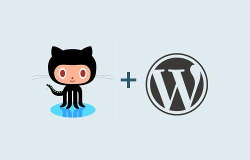 plugins wordpress desde github