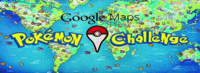Conviertete En Un Maestro Pokemon Con Google Maps