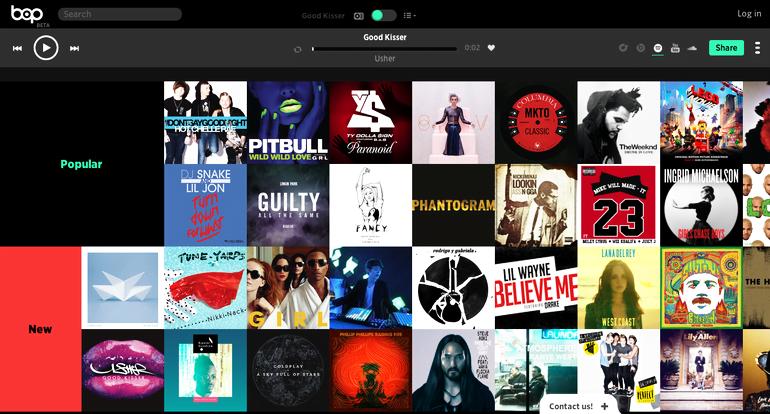 portal bopfm musica online