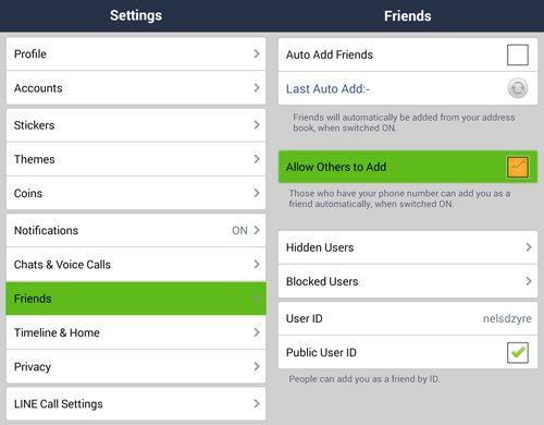 prevenir añadir automaticamente contactos