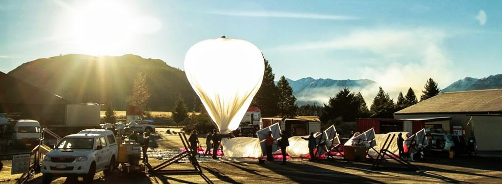 Project Loon, El Proyecto De Google Y La Agencia Espacial De Francia