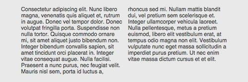 propiedas css columns