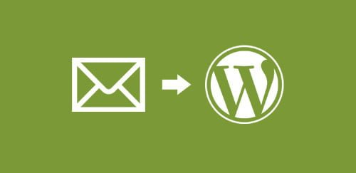 publicar via mail a wordpress