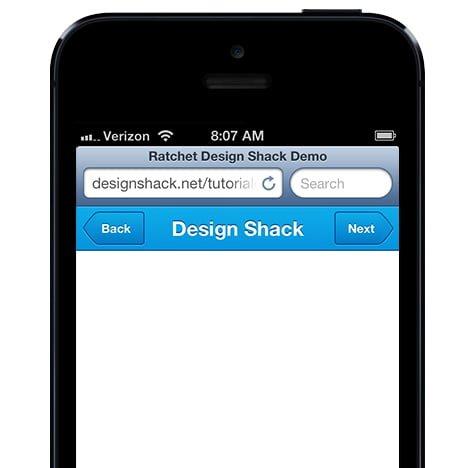 ratchet framework desarrollo android
