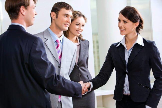 relaciones dentro de la empresa