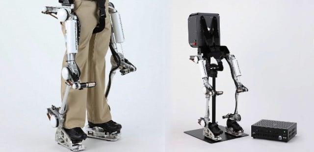 robots vestibles