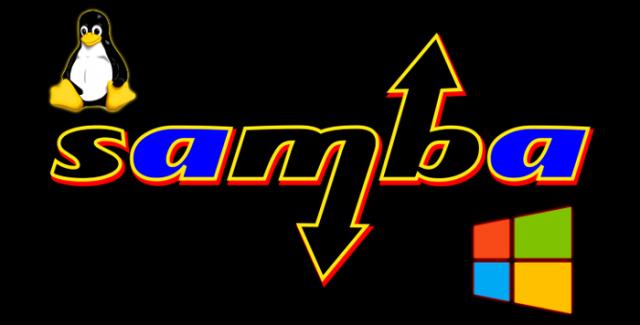 samba servidor linux y windows