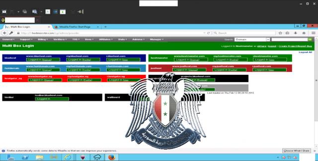servidor hackeado
