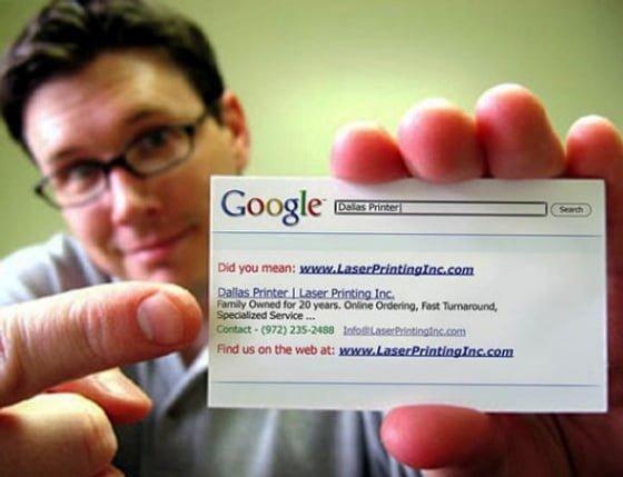 tarjetas de presentacion profesional