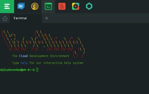 terminal cloud programacion