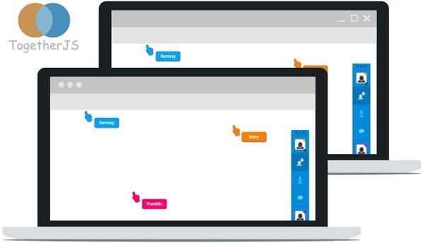 togetherjs entorno colaborativo sitio web