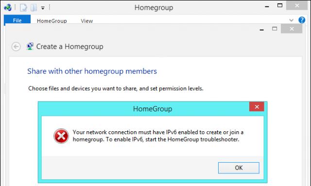 usar ipv6 red de hogar