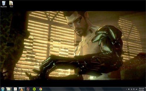 video como fondo de pantalla con vlc