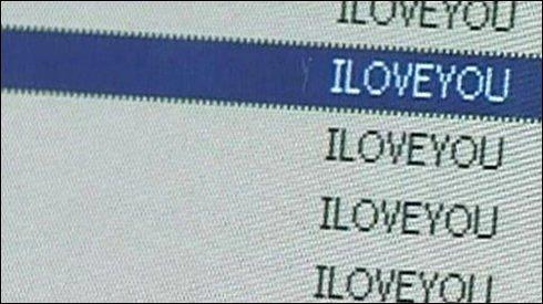 virus iloveyou