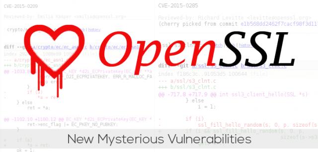 vulnerabilidad openssl