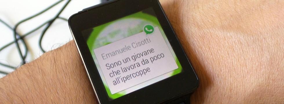Actualización De WhatsApp Beta Llega Con Soporte Para Los Vestibles Con Android