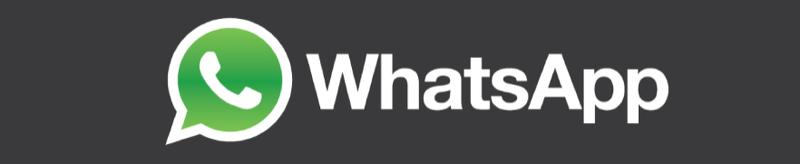whatsapp en tablet