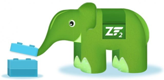 zend2 php